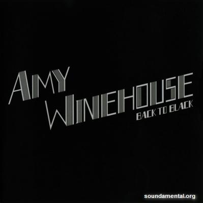 Amy Winehouse - Back to black / Copyright Amy Winehouse