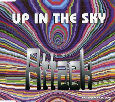 Attack - Up in the sky / Copyright Attack