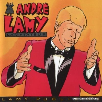 André Lamy - Lamy: public n°1 / Copyright André Lamy