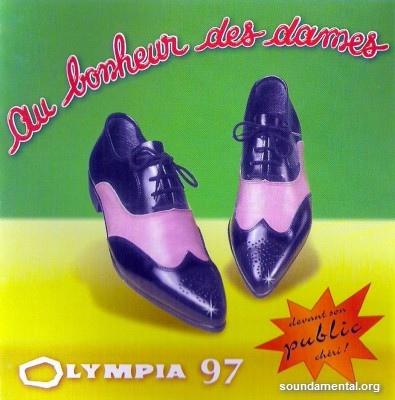 Au Bonheur Des Dames - Olympia 97 / Copyright Au Bonheur Des Dames