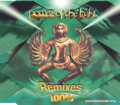 100% - Power of the light (Remixes) / Copyright 100 Percent