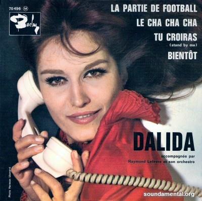 Dalida - La partie de football / Copyright Dalida
