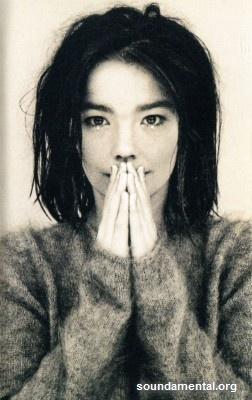 Björk - Debut / Copyright Björk