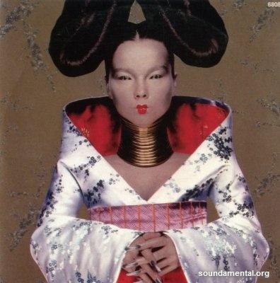 Björk - Homogenic / Copyright Björk