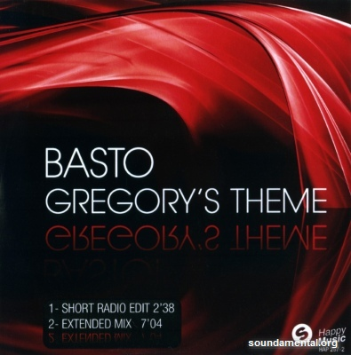 Basto - Gregory's theme / Copyright Basto!