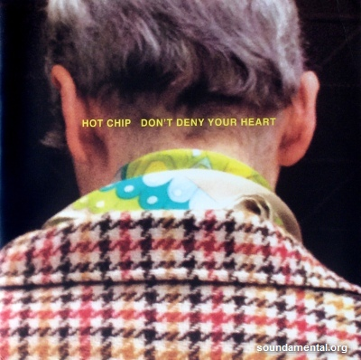 Hot Chip - Don't deny your heart / Copyright Hot Chip