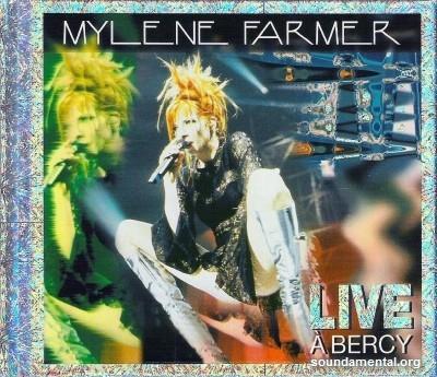 Mylène Farmer - Live à Bercy (Edition limitée) / Copyright Mylène Farmer