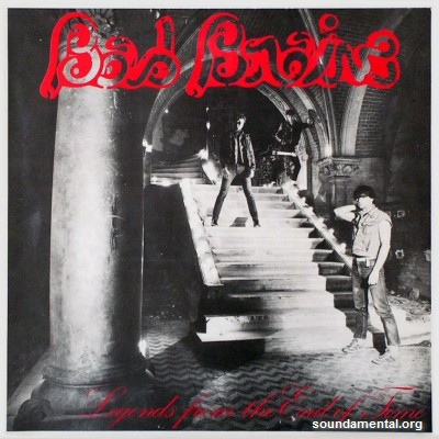 Bad Brains - Legends from the end of time / Copyright Bad Brains