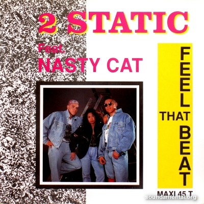 2 Static - Feel that beat / Copyright 2 Static