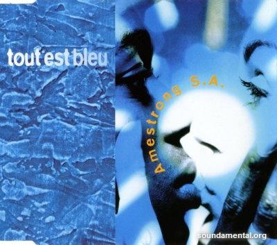 Ame Strong SA - Tout est bleu / Copyright Ame Strong SA