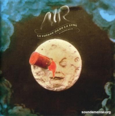 AIR - Le voyage dans la lune (de Georges Méliès) / Copyright AIR