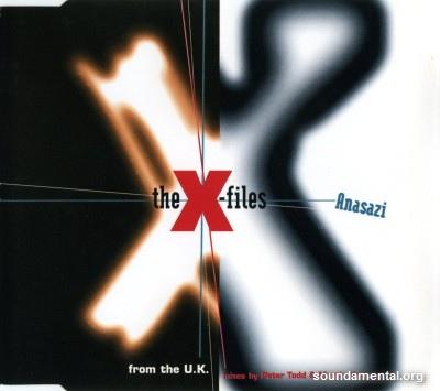 Anasazi - The X-files / Copyright Anasazi