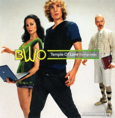BWO - Temple of love / Copyright Bodies Without Organs