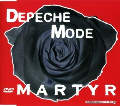 Depeche Mode - Martyr / Copyright Depeche Mode