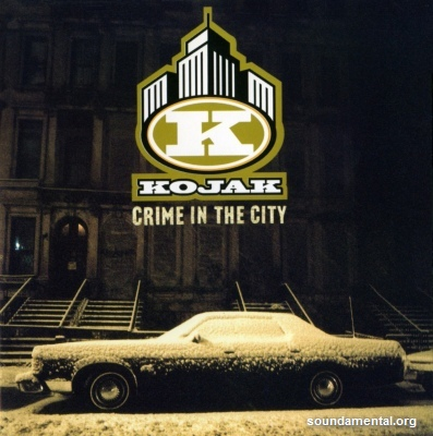 Kojak - Crime in the city / Copyright Kojak