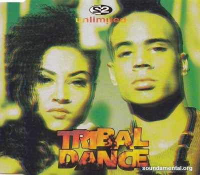 2 Unlimited - Tribal dance / Copyright 2 Unlimited