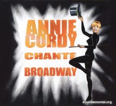 Annie Cordy - Annie Cordy chante Broadway / Copyright Annie Cordy
