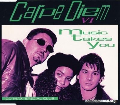 Carpe Diem VI - Music takes you / Copyright Carpe Diem