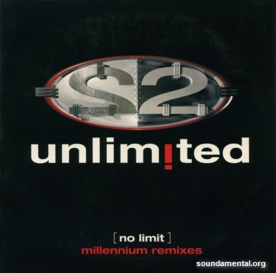 2 Unlimited - No limit (Millennium remixes) / Copyright 2 Unlimited