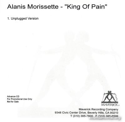 Alanis Morissette - King of pain (Live) / Copyright Alanis Morissette