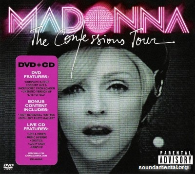 Madonna - The Confessions Tour / Copyright Madonna