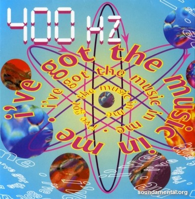 400Hz - I've got the music in me / Copyright 400Hz