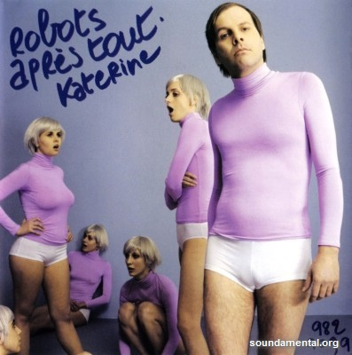 Katerine - Robots après tout / Copyright Katerine