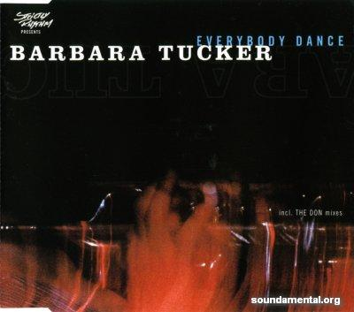 Barbara Tucker - Everybody dance / Copyright Barbara Tucker
