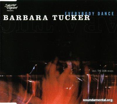 Barbara Tucker - Everybody dance / Copyright Barbara Tucker