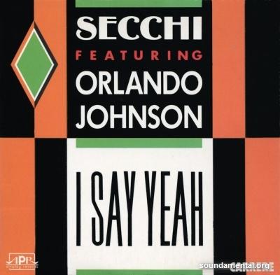 Secchi - I say yeah / Copyright Stefano Secchi