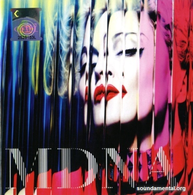Madonna - MDNA (Deluxe edition) / Copyright Madonna