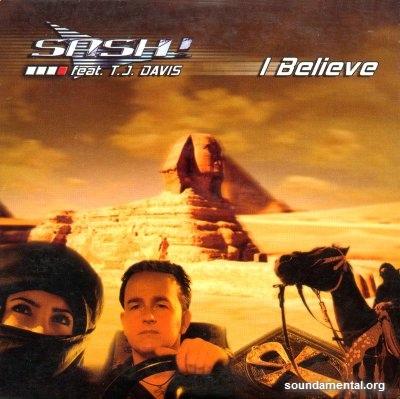 Sash! - I believe / Copyright Sash!