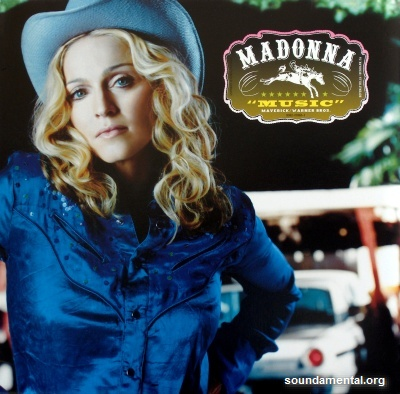 Madonna - Music / Copyright Madonna