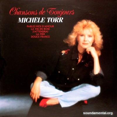 Michèle Torr - Chansons de toujours / Copyright Michèle Torr