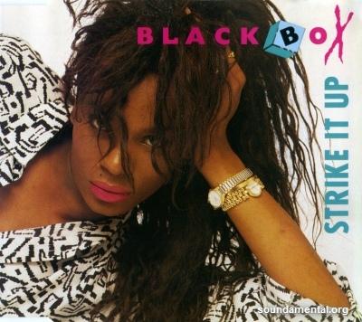 Black Box - Strike it up / Copyright Black Box
