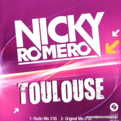 Nicky Romero - Toulouse / Copyright Nicky Romero