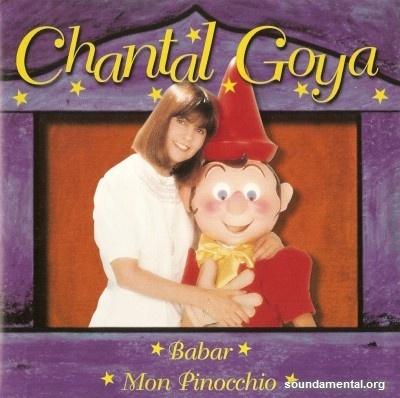 Chantal Goya - Mon Pinocchio / Babar Babar (Collection Chantal Goya Vol. 07) / Copyright Chantal Goya