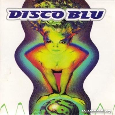 Disco Blu - Disco blu / Copyright Disco Blu