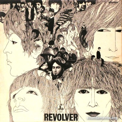 The Beatles - Revolver / Copyright The Beatles