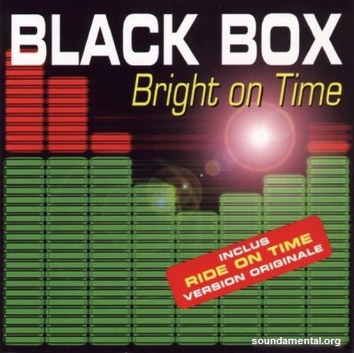 Black Box - Bright on time / Copyright Black Box