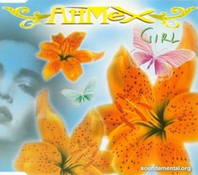 Ahmex - Girl / Copyright Ahmex