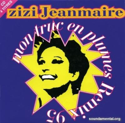 Zizi Jeanmaire - Mon truc en plumes / Copyright Zizi Jeanmaire