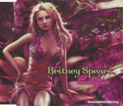 Britney Spears - Everytime / Copyright Britney Spears