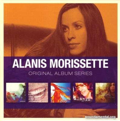 Alanis Morissette - Original album series / Copyright Alanis Morissette