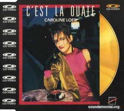 Caroline Loeb - C'est la ouate / Copyright Caroline Loeb