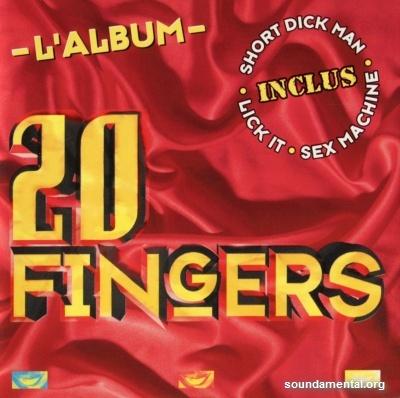 20 Fingers - L'album / Copyright 20 Fingers
