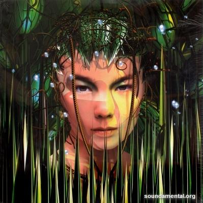 Björk - Bachelorette / Copyright Björk