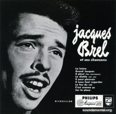 Jacques Brel - Grand Jacques / Copyright Jacques Brel