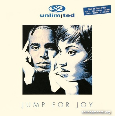 2 Unlimited - Jump for joy / Copyright 2 Unlimited