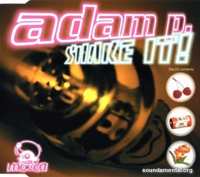 Adam P. - Shake it! / Copyright Adam P.